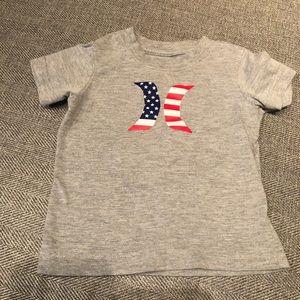 Hurley 2T Americana t-shirt